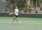 how to retrieve a tennis lob