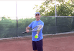 serve toss tennis fix