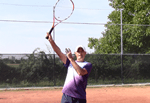 tennis tip - best second serve grip
