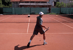 short aggressive ball tennis tips