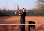 slice serve technique progression tennis lesson