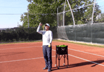 how to learn serving with a continental grip in tennis