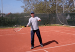 seven elements for consistent ground strokes in tennis