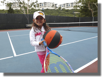 fun tennis drills for kids