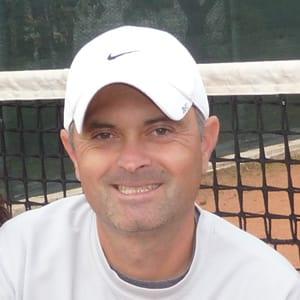 Cosmin Miholca - tennis coach