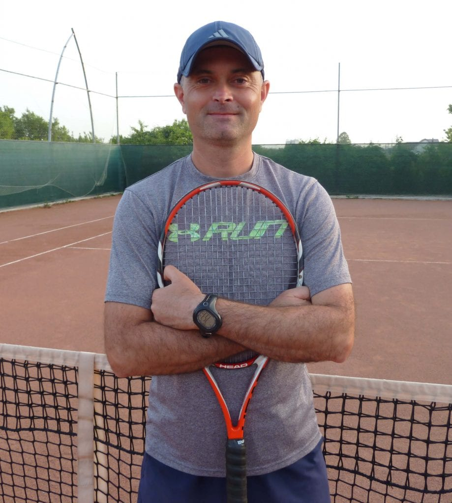 improve tennis skills