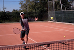 volley video tennis drills