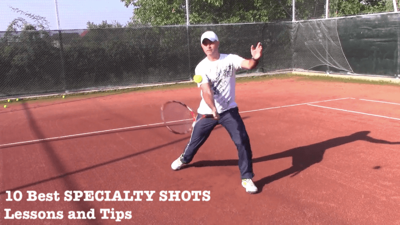some of the best specialty shots tennis lessons from webtennis24