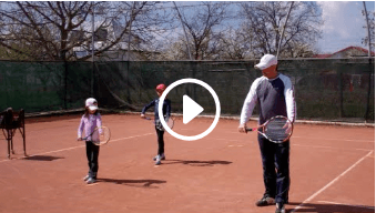 twelfth my daddy / my coach live tennis lesson