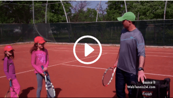 thirteenth my daddy / my coach live tennis lesson