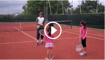 fourteenth my daddy / my coach live tennis lesson
