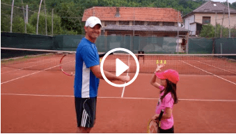 sixteenth my daddy / my coach live tennis lesson