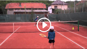eighth my daddy / my coach live tennis lesson