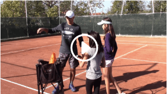 thirty-ninth my daddy / my coach live tennis lesson