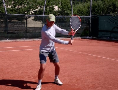 quick fix tennis videos