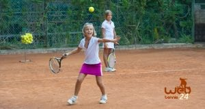 free tennis lesson plan for teaching kids