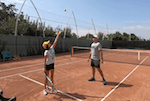 tennis tips to improve the serve toss