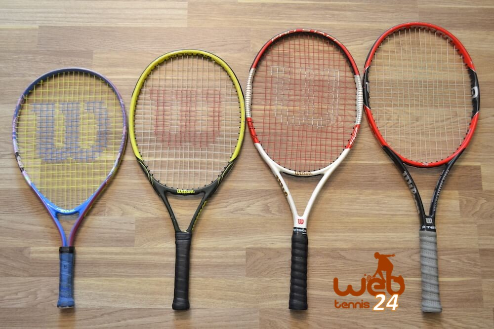 how to choose a kids tennis racquet