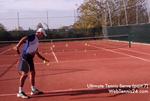 tennis lesson - serve strategies