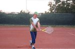tennis lesson - two-handed backhand progressions